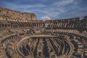Колизеума в Древен РИм